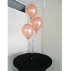Helium latex ballon