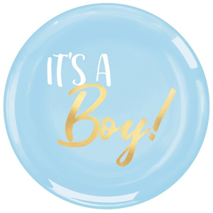 It's a Boy bordjes